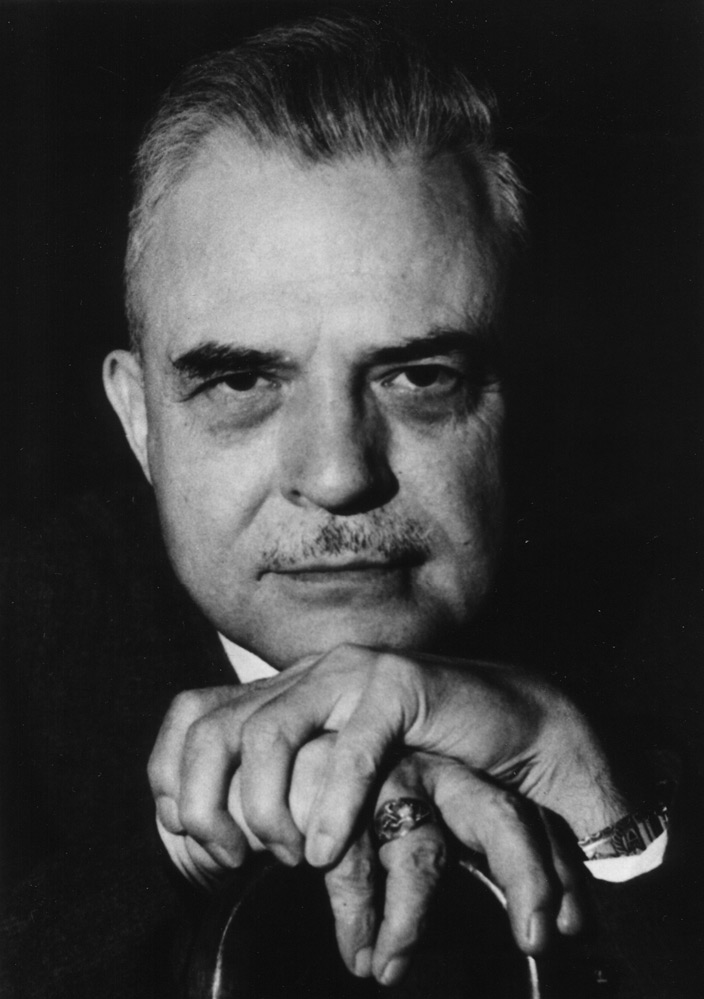 Photo of Milton Erickson